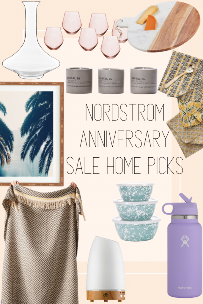 Nordstrom Sale Beauty, Skin and Home Picks!