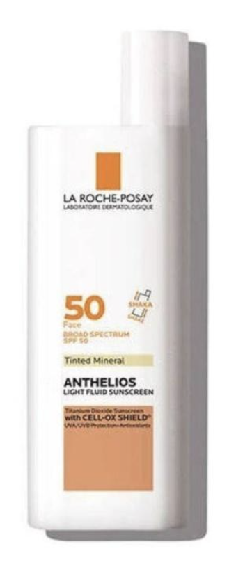 la roche-posay light sunscreen