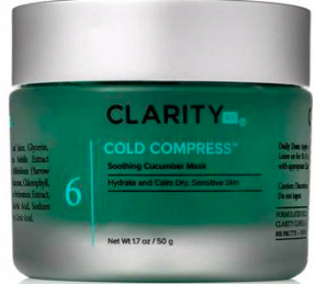 clarity cold press Face Masks