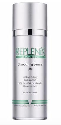 replenix smoothing serum skin care