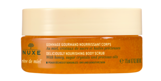 What's in My Shower - Nuxe Reve de Miel Deliciously Nourishing Body Scrub