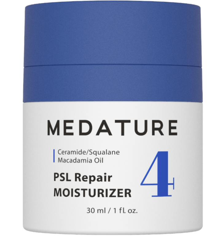 medature psl repair moisturizer | Skinimalism routine