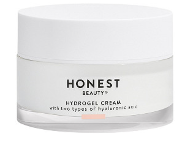 honest hydrogel cream | Skinimalism routine